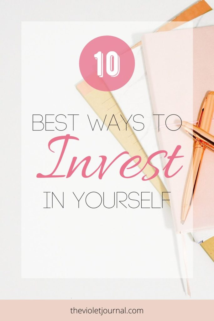 how to invest in yourself in your 20s
