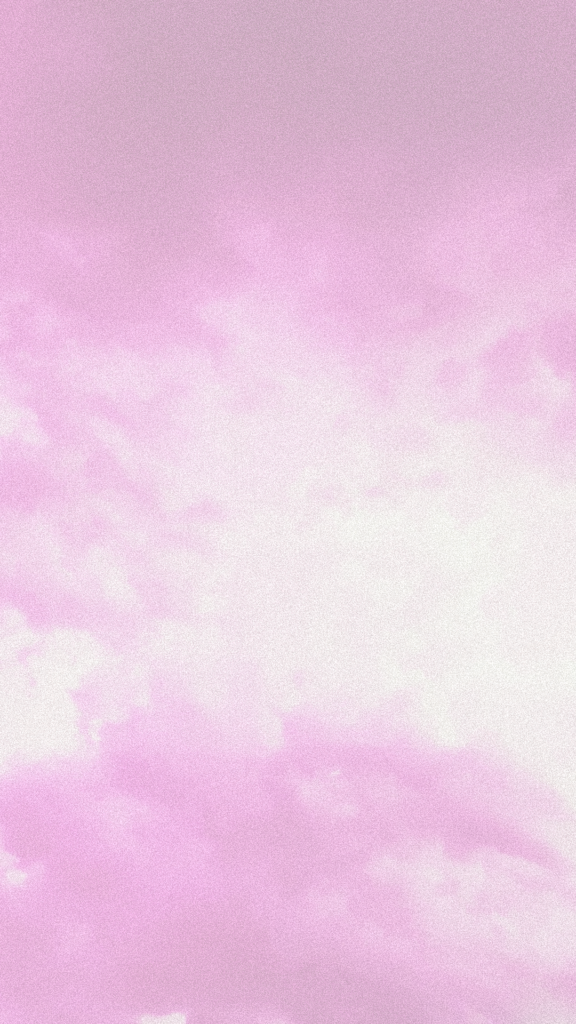 Pink Cloudy Sunset Wallpaper