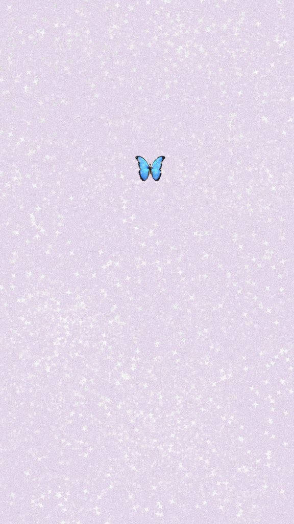 purple aesthetic butterfly wallpaper