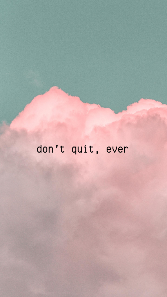 motivational aesthetic iphone wallpaper