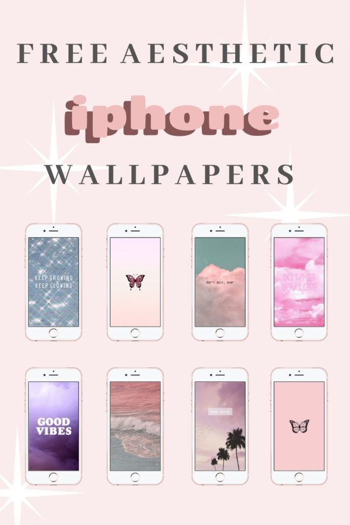free aesthetic iphone wallpapers