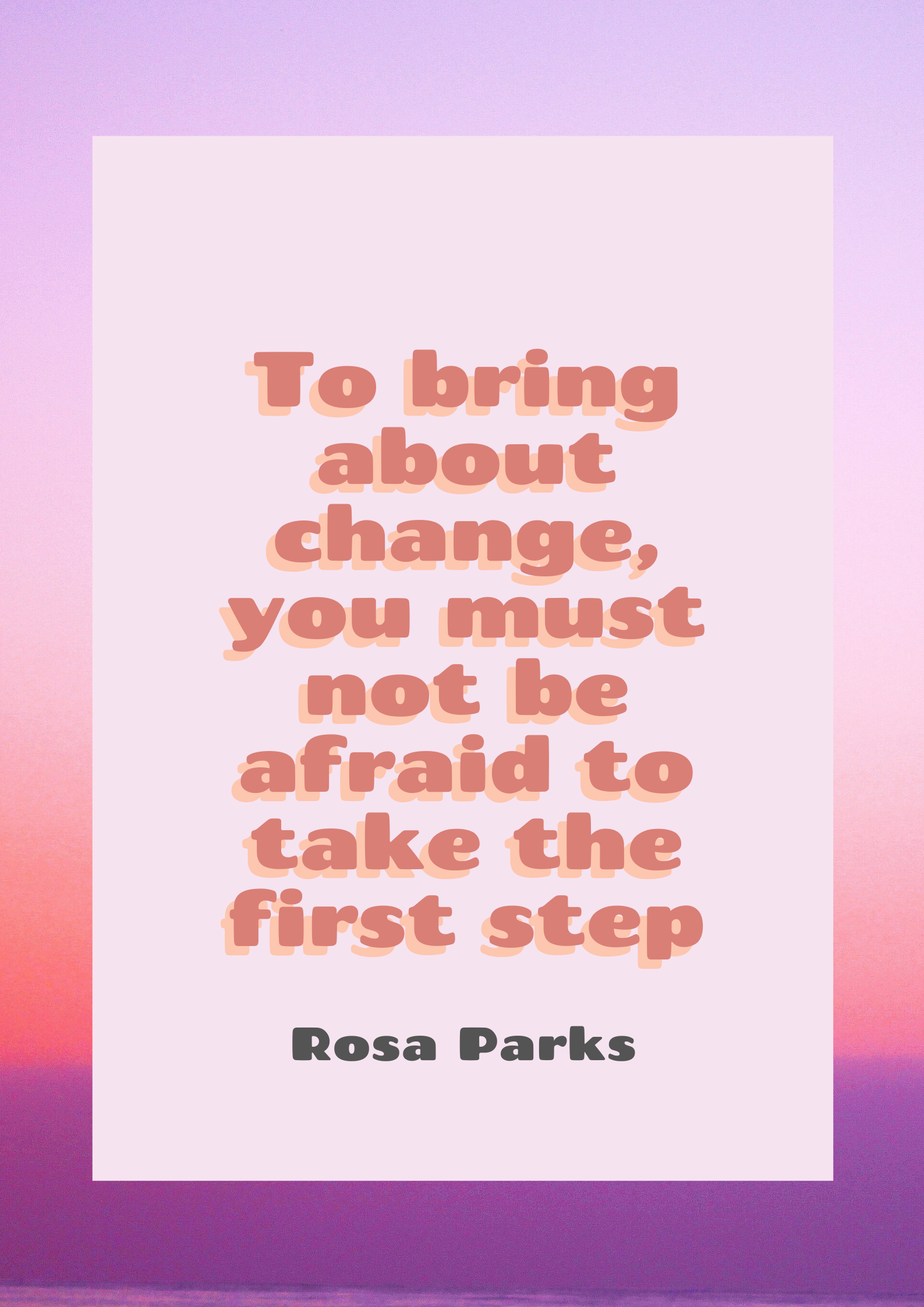 motivational quotes inspirational women rosa parks
