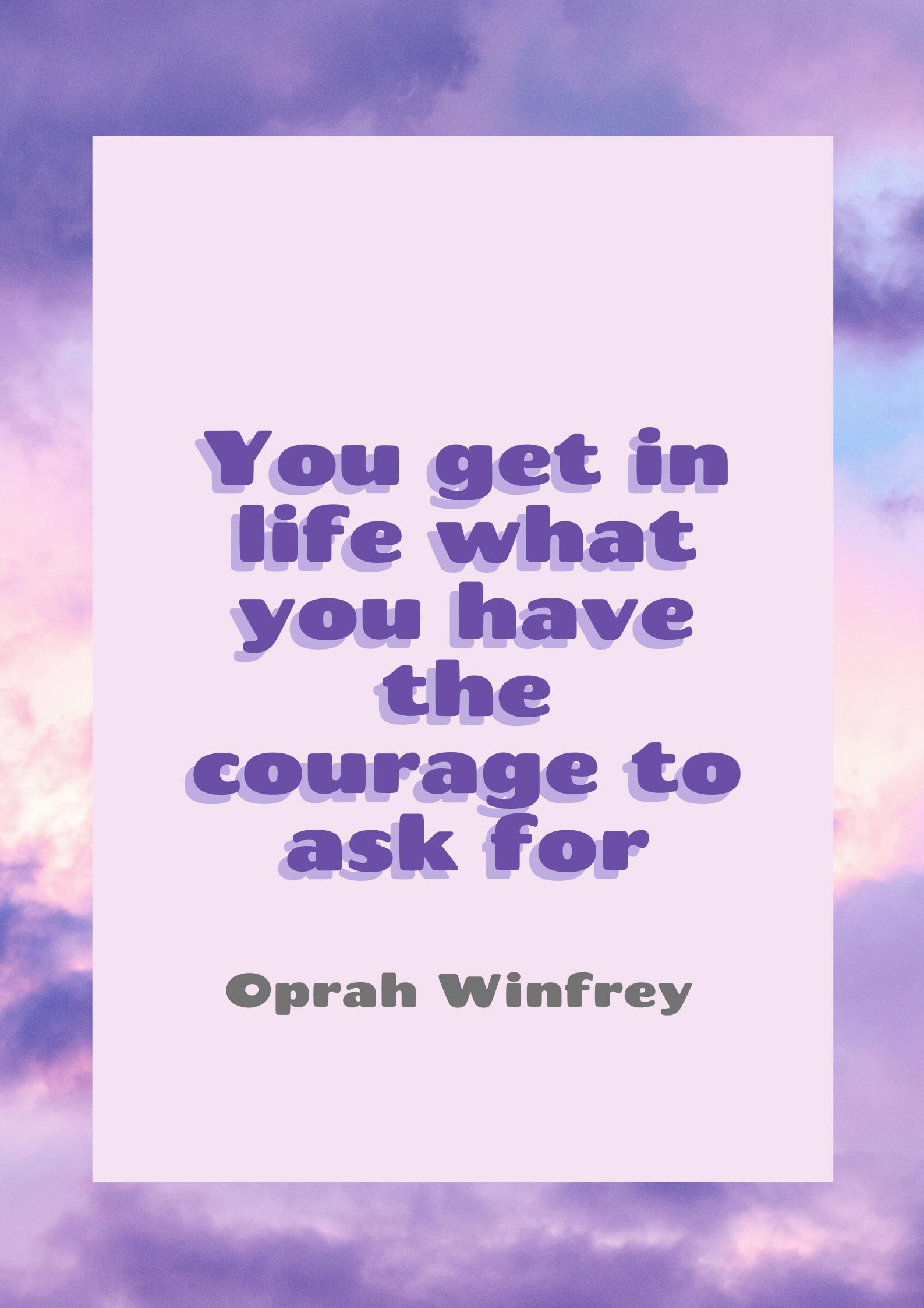 motivational quotes inspirational women oprah winfrey