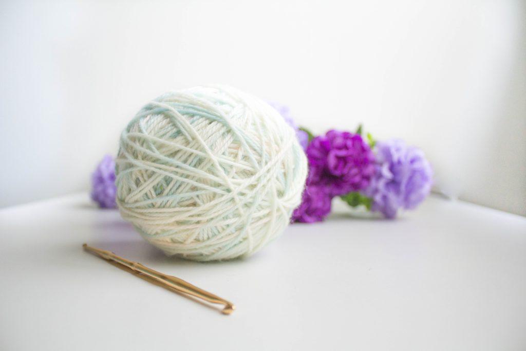 screen free hobbies knitting and crochet
