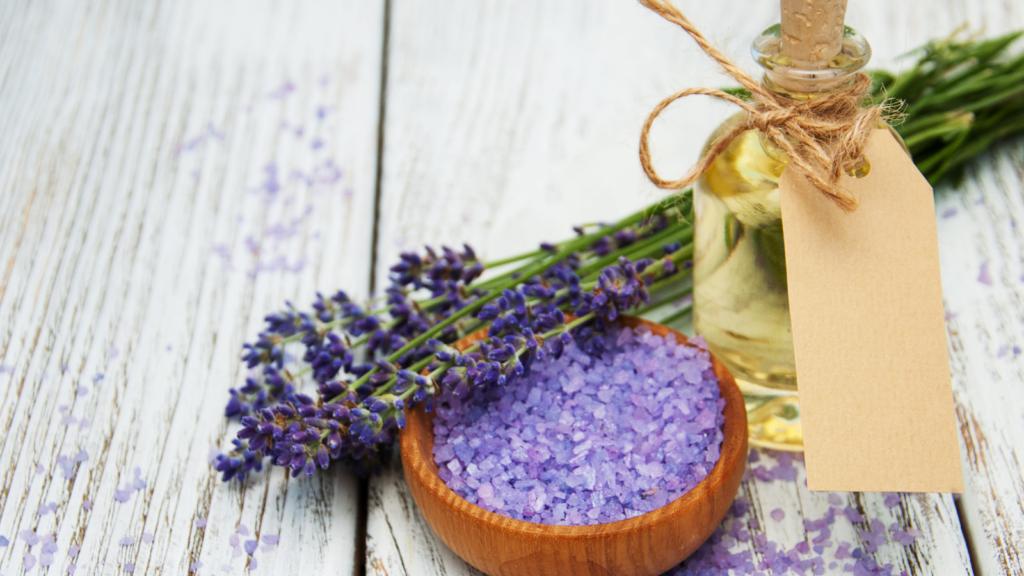 homemade lavender oil recipe