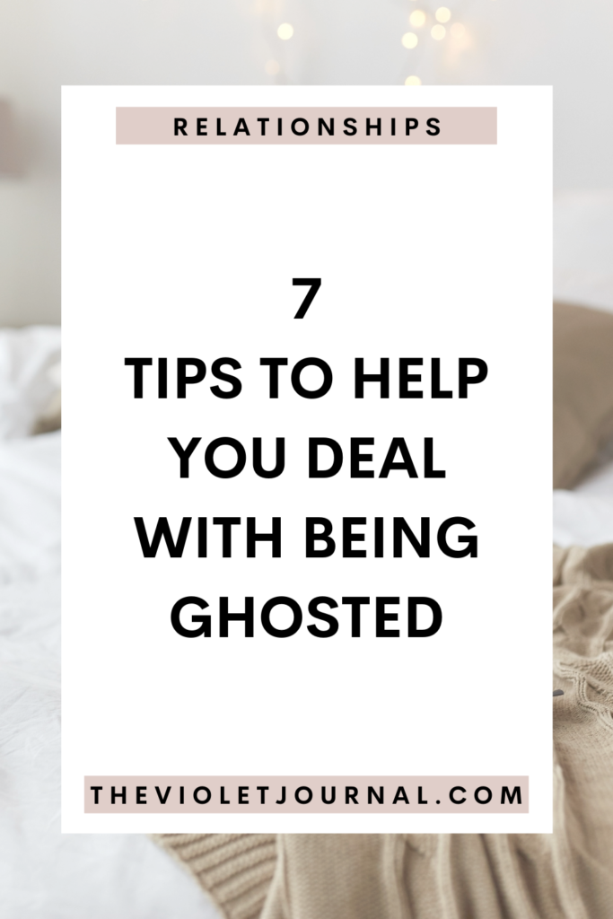 how to deal with being ghosted(1)