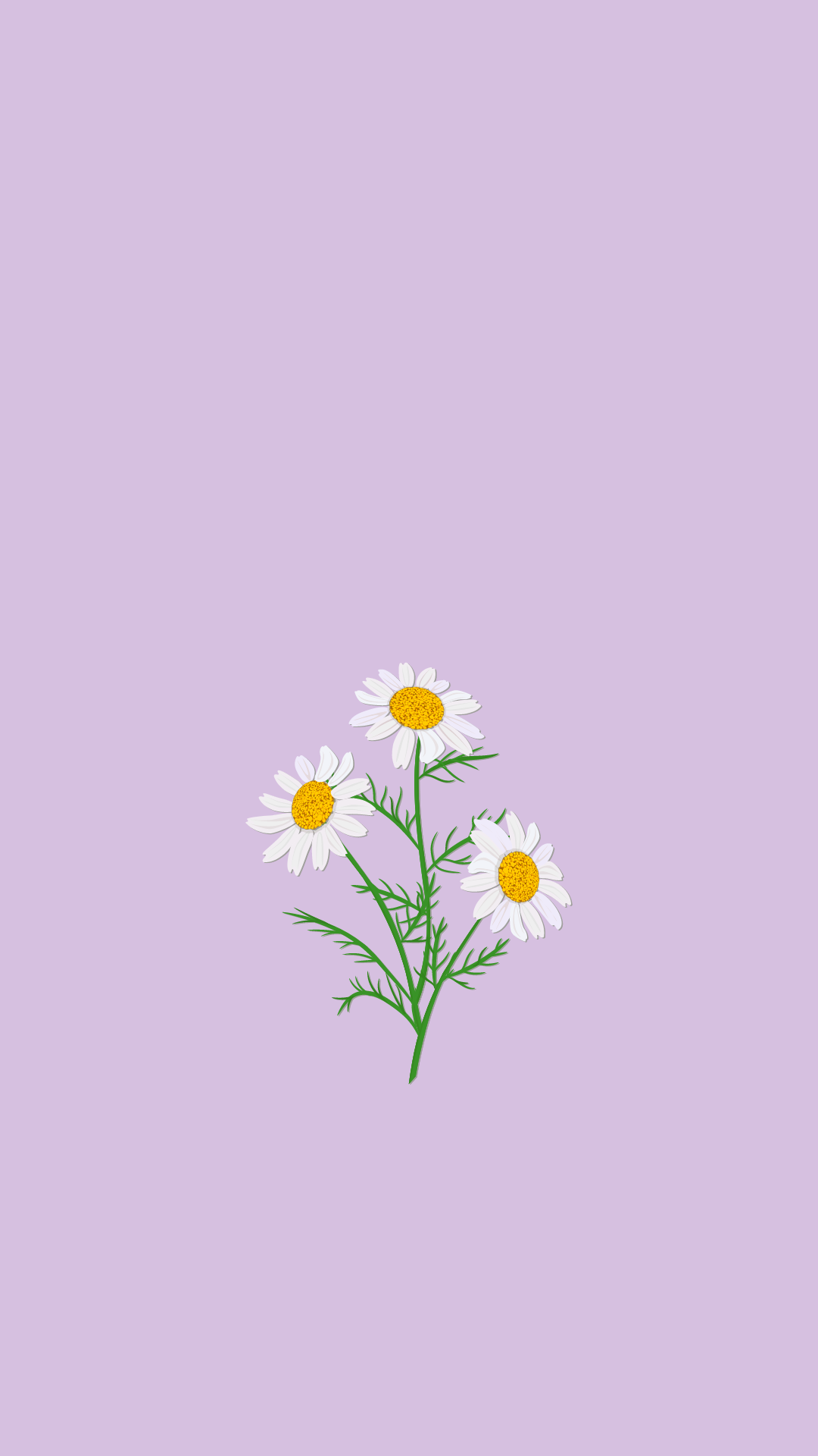 cute floral phone wallpaper